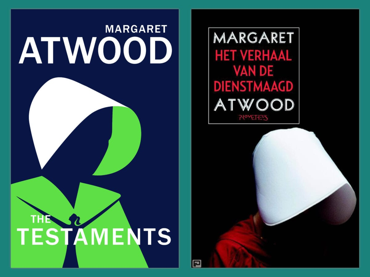 De Andere Lees!club - Atwood